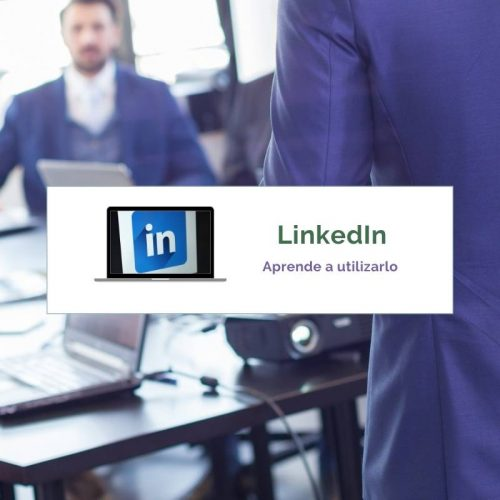 aprende utilizar LinkedIn